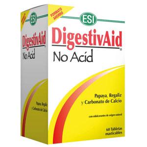 DigestivAid No Acid 60 pastilles