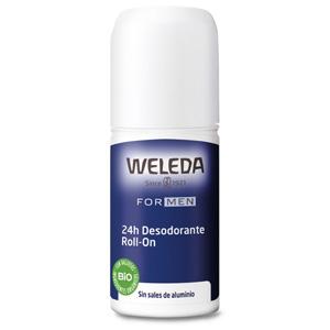 Desodorant Roll-On 24h Men Weleda