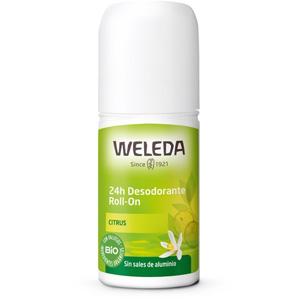 Desodorant Roll-On 24h de Citrus Weleda