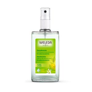 Desodorant Esprai de Citrus Weleda