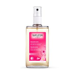 Desodorant Esprai de Rosa Weleda