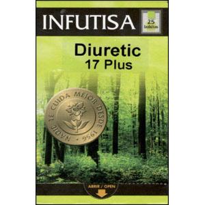 Diuretic 17 Plus Infutisa