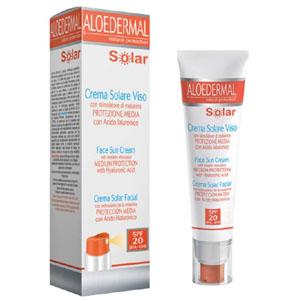 AloeDermal Crema cara FP-20 Spray