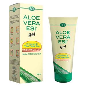 Aloe Vera Gel amb Arbre de Te Bio Esi 100 ml