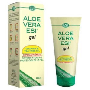 Aloe Vera Gel amb Arbre de Te Bio Esi 200 ml