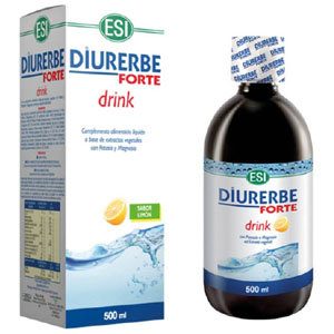 Diurerbe Forte Fluid Llimona 500 ml