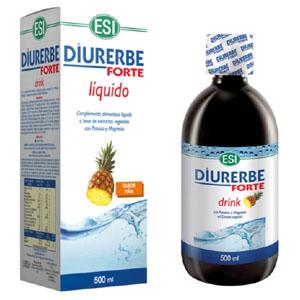 Diurerbe Forte Fluid Pinya 500 ml