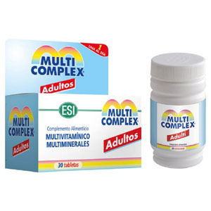 Multicomplex Adults