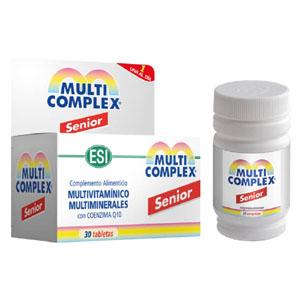 Multicomplex Senior