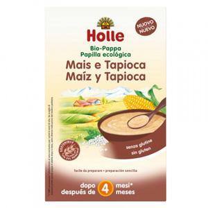 Farinetes de Farina de blat de moro i tapioca ecològica Holle