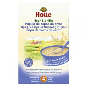 Farinetes de crema d'arròs ecològiques Holle