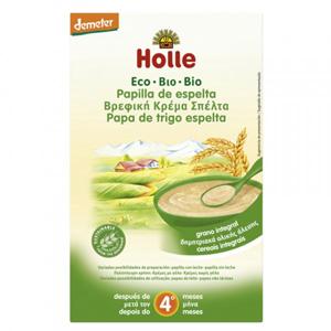 Farinetes de farina d'espelta ecològica Holle