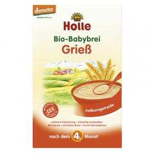 Farinetes de sèmola de blat ecològica Holle