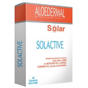 AloeDermal Solactive Càpsules