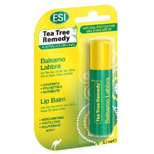 Tea Tree Remedy Stick Labial Esi