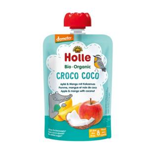 Smoothie de Poma, Mango i Coco Holle