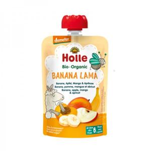 Smoothie de Plàtan, Poma, Mango i Albercoc Holle