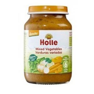 Potet de verdures variades ecològiques Holle