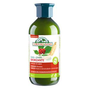 Xampú Reforçant Corpore Sano Ginseng i Ginkgo