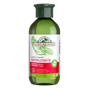Xampú Revitalitzant Corpore Sano Ginseng i Magrana
