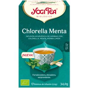 Chlorella Menta
