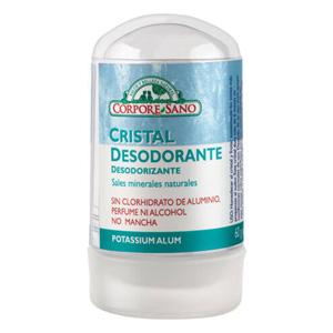 Deo Cristal Mineral Desodorizant Corpore Sano Potassium Alum