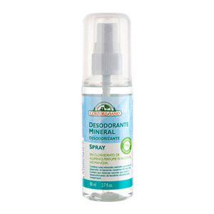Deo Spray Mineral Spray Desodoritzant Corpore Sano Potassium Alum