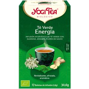 Té Verde Energía