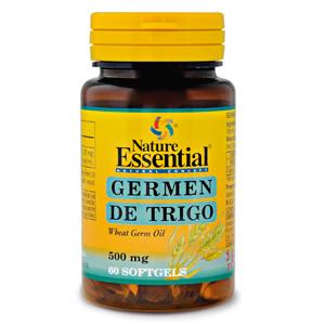 Aceite de germen de trigo 500 mg. Nature Essential