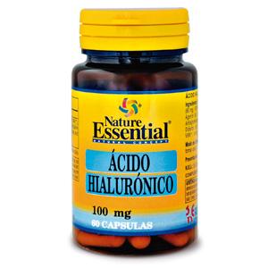 Ácido hialurónico 100 mg. Nature Essential