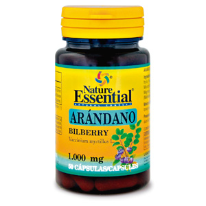 Arándano 1000 mg. Nature Essential