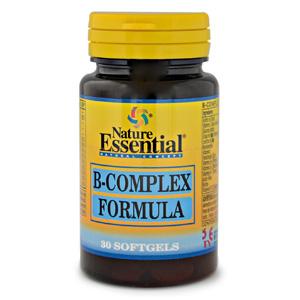 B-complex fórmula 500 mg. Nature Essential