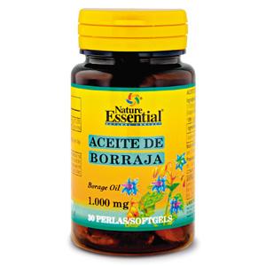 Borraja 1000 mg. Nature Essential