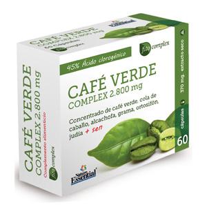 Café verde 2800 mg. (complex) Nature Essential