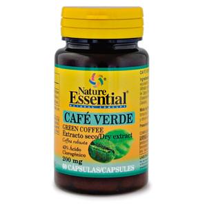 Café verde 200 mg. Nature Essential