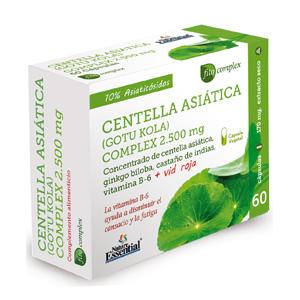 Centella asiática (complex) 2500 mg. Nature Essential