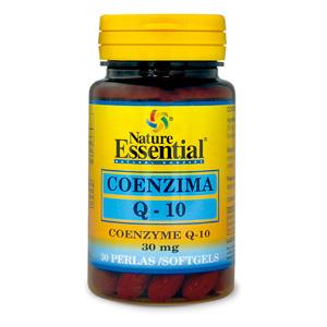 Coenzima Q-10 Nature Essential 30 perlas