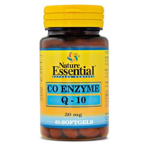Coenzima Q-10 Nature Essential 60 perlas