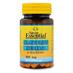 Colágeno marino + magnesio 600 mg. Nature Essential
