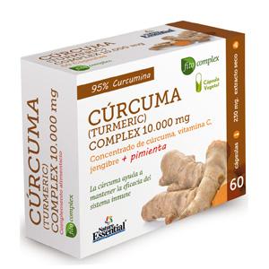 Cúrcuma (complex) 10.000 mg. Nature Essential