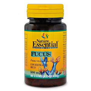 Fucus 500 mg. Nature Essential