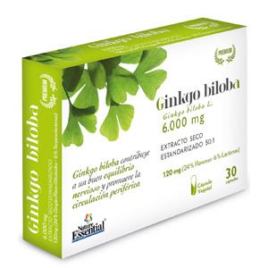 Ginkgo biloba Nature Essential