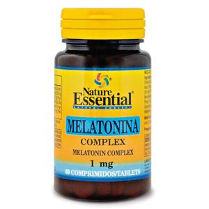 Melatonina 1 mg. (complex) Nature Essential