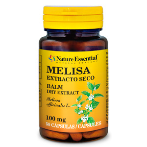 Melisa 100 mg. Nature Essential
