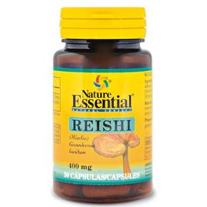 Reishi 400 mg. Nature Essential