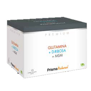 GLUTAMINA+D-RIBOSA+MSM Prisma Natural