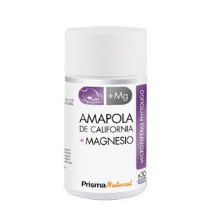 AMAPOLA DE CALIFORNIA + MAGNESIO Prisma Natural