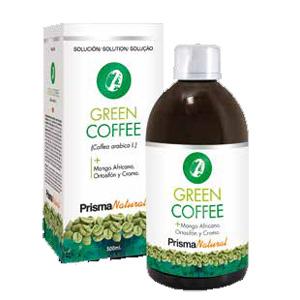 GREEN COFFEE Prisma Natural