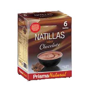 NATILLES SABOR XOCOLATA Prisma Natural