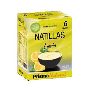 NATILLES SABOR LLIMONA Prisma Natural